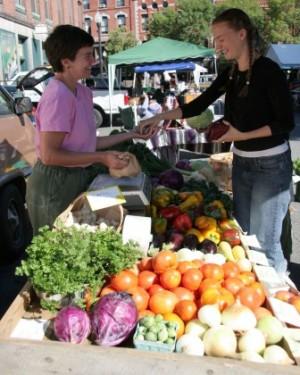 rosetons community farmers market